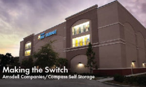 Amsdell Companies Converts Facilities from Live Auctions to StorageTreasures.com
