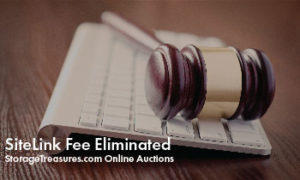OpenTech Eliminates SiteLink API Fee for StorageTreasures Customers to Simplify Online Auctions
