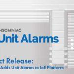 IoE Integration Unit Alarms